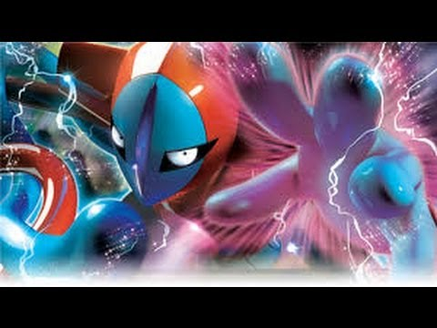 DEOXYS Wi-Fi Gift Event May 2013 (Event Ends May 31st, 2013)