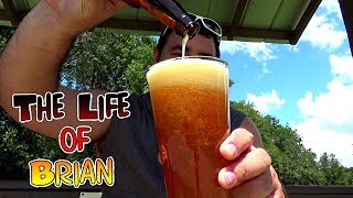 Trail Riding on Sunny Florida Day - Life of Brian Vlog #19