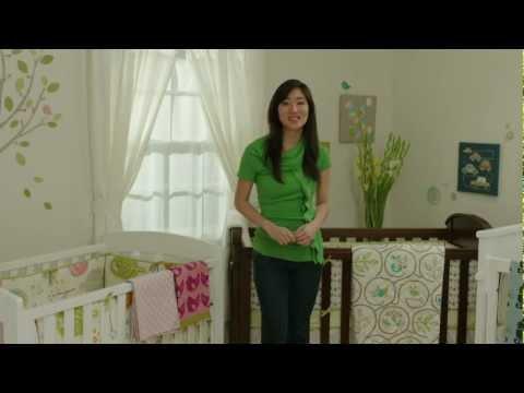 Choosing your Nursery Bedding