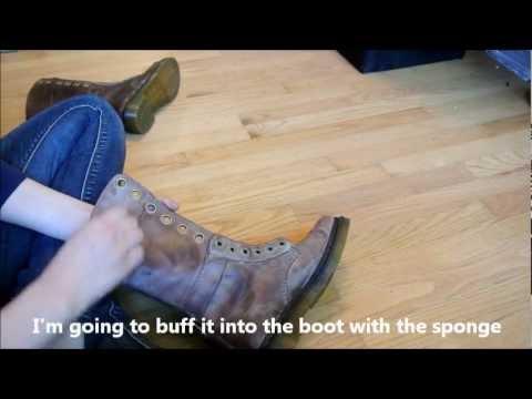 Transforming My Dr. Martens Triumph Boots