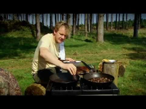 Perfect hunters meal - Gordon Ramsay