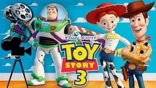 Toy Story 3 ESPAÑOL PELICULA COMPLETA del juego Amigo Fiel Jessie,Buzz,Woody - Juegos De Pelicula