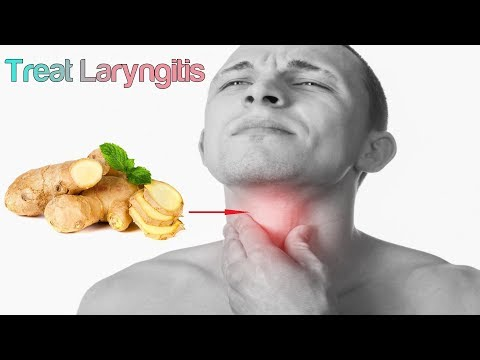 How To Treat Laryngitis Naturally With This 10 Simple Tips