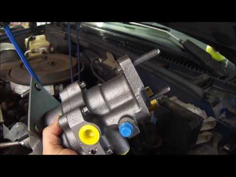 1993 GMC Sierra  Power Steering Hydro Boost Replacement