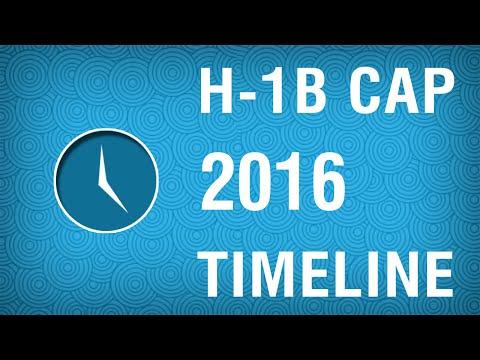 H1B Visa 2016 Timeline For Successful H1B Filing