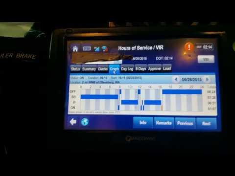 Understanding D.O.T hours of Service!