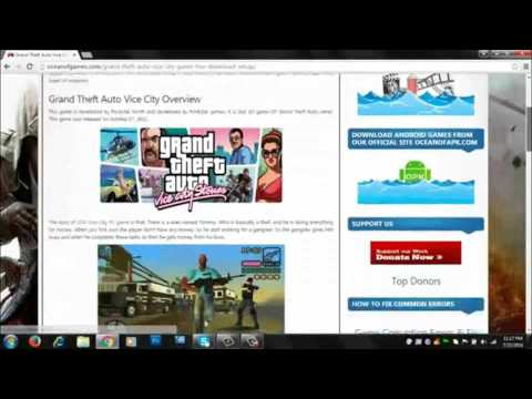 gta vice city download for pc free full version windows 7