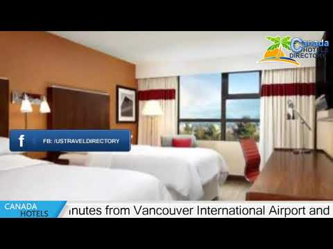 Four Points by Sheraton Vancouver Airport - Richmond Hotels, Canada