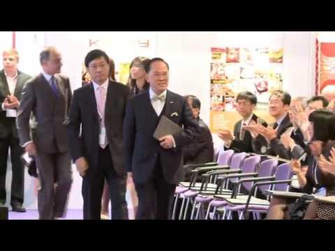 Calling on London Think Asia, Think Hong Kong