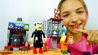 Download Видео про игрушки - Выручаем Смурфету от Гаргамеля Video