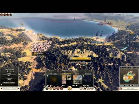 Rome 2 Total War Pontus Ep. 7 - Building Forces