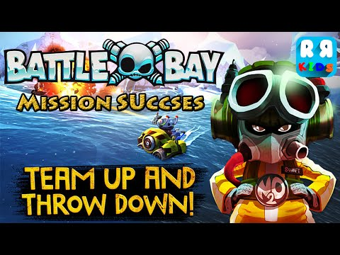 Battle Bay # 1 : Mission Succses - iOS / Android - Walktrough Gameplay