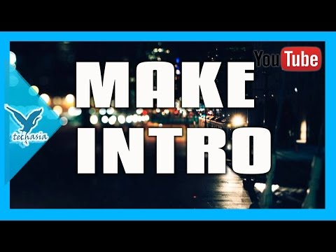 How to Make an Intro without help of any software (online )