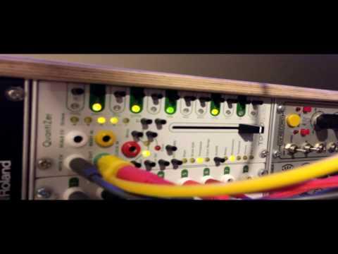 KiNK Tiptop Audio QuantiZer test 1