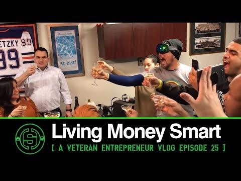 Results Not Resolutions   Living Money Smart a Vetprenreur VLOG EP25