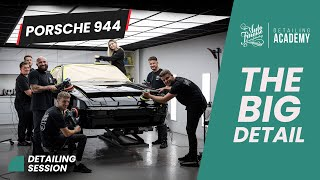 Auto Finesse The Big Detail - Porsche 944 resurrected from the dead.