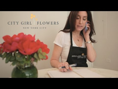 Order A Bouquet with City Girl Flowers