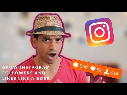 HOW TO INCREASE INSTAGRAM LIKES AND FOLLOWERS LIKE A BOSS
