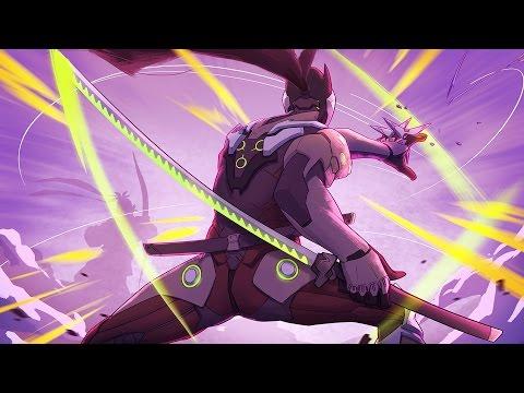 Greatest Genji Deflects - Overwatch Montage