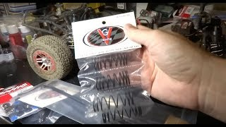 Traxxas Slash 4x4 Proline Pro-Spec Shocks Upgrade