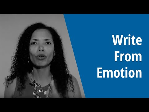Writing Prompts - Write From Emotion - Carline Anglade-Cole