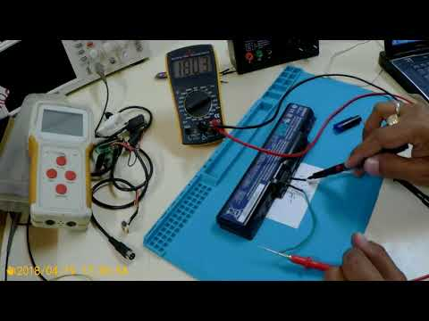 MAKE YOUR OWN LAPTOP BATTERY ANALYZER (Subtitles English)
