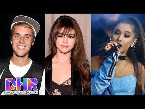Justin & Selena ROMANTIC Wedding Trip - Ariana Grande CANCELS Surprise Performance (DHR)