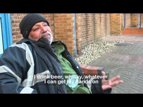 Homeless Punjabi Man in Ilford, Essex (UK)