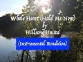 Whole Heart Hold Me Now Live Hillsong UNITED Instrumental Cover mp3