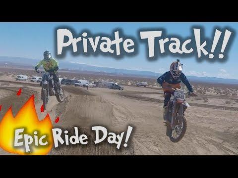 Crazy ride day! Huge jumps!!! Deegan Boyz
