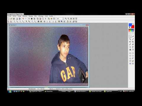 How to Cut and Paste a Picture into a Cool Background(Simple)