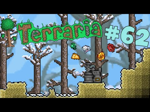 Let's Play Terraria iOS/Android Edition - Testing the Extractinator! - Episode 62