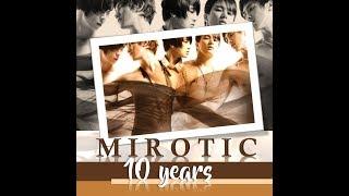 ♥ TVXQ Mirotic 10th Anniversary Fan Project ♥