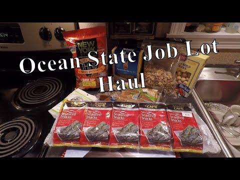 Ocean State Job Lot Haul