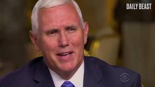 Mike Pence should win Best Supporting Actor