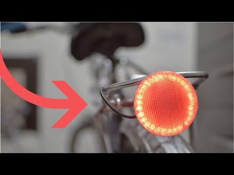 How to Make an Automatic Brake Light for Bicycle