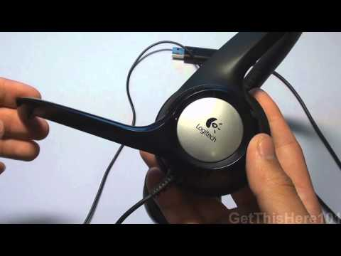 Review: Logitech Clear Chat Comfort USB Headset H390