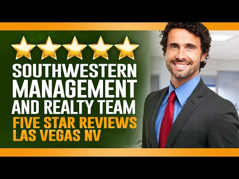Southwestern Management and Realty Team Five Star Reviews Las Vegas NV -  (702) 750-9725