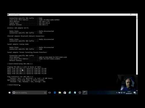Test your Internet Connection using Ping command