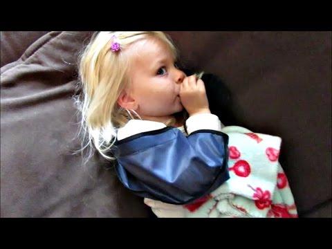 Toddler Fractures Collar Bone