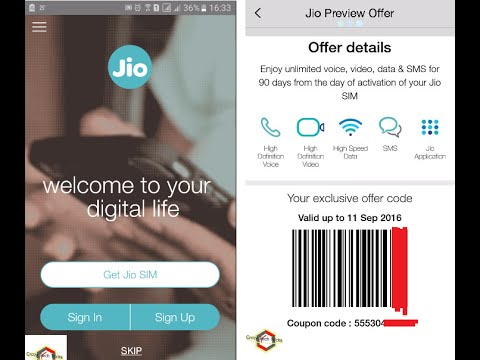 How to Get Reliance Jio SIM for FREE on Android and iPhone [Get 3 Month Unlimited 4G DATA & Calling]
