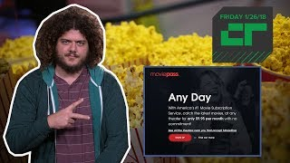 MoviePass pulls out of 10 AMC theaters   Crunch Report