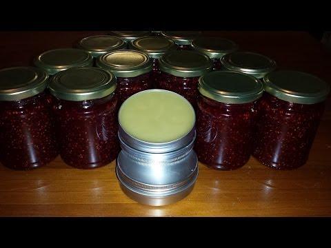 DIY Beeswax Moisturising Cream