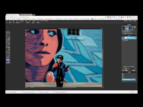 Depth Of Field Bokeh Effect  -  Pixlr Video Tutorial