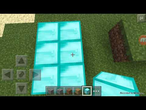 Minecraft pe - how to get diamond without mining