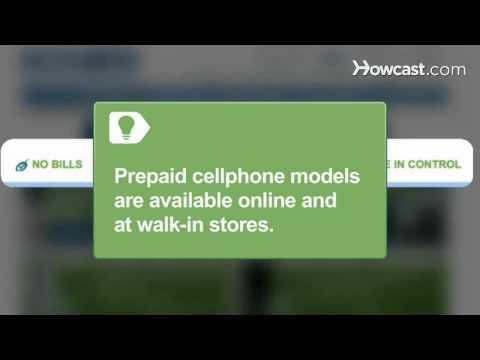 How to Choose a Prepaid Cellphone