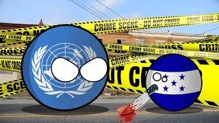 Countryballs   Crime Rates