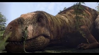 The unseen dinosaur killer - Planet Dinosaur - BBC