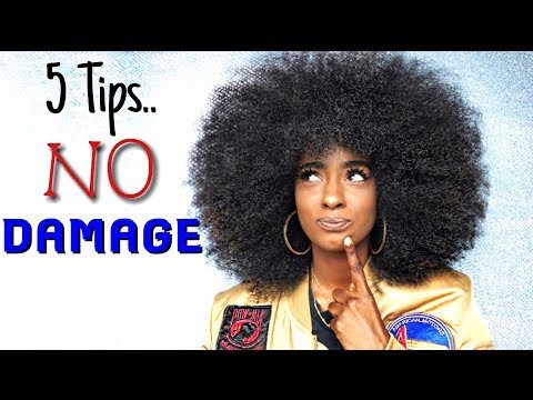 How to Prevent HEAT DAMAGE + Revert Back: Straight to Curly | alexuscrown