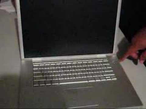 MacBook Pro Battery Problem 1 of 2